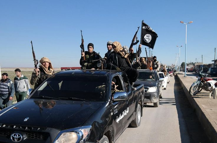 IS threat grows as 'caliphate' enters second year - Yahoo News