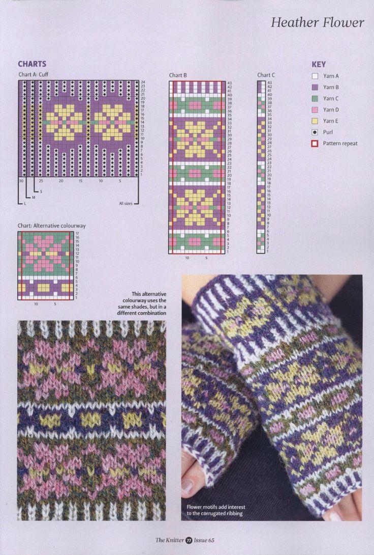 The Knitter №65 2013 - 轻描淡写 - 轻描淡写