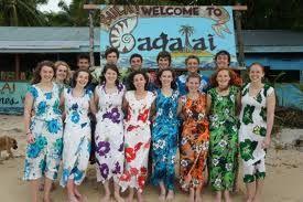 Fiji clothes
