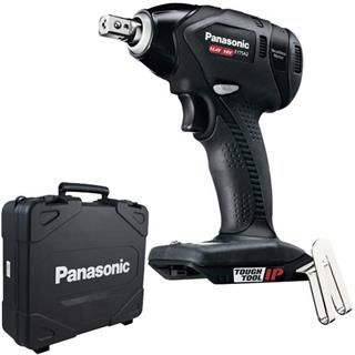 Panasonic EY75A2X Cordless Dual Voltage 18v/14.4v Brushless Impact Wrench (Body Only) with Case