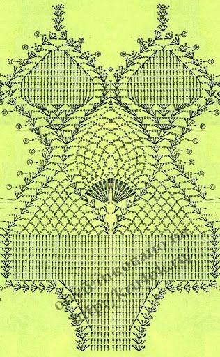 Crochet Swim Suits and Cover Ups 2011 - diamondinapril - Álbuns da web do Picasa