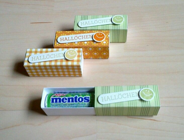 Goodies Mini-Mentos
