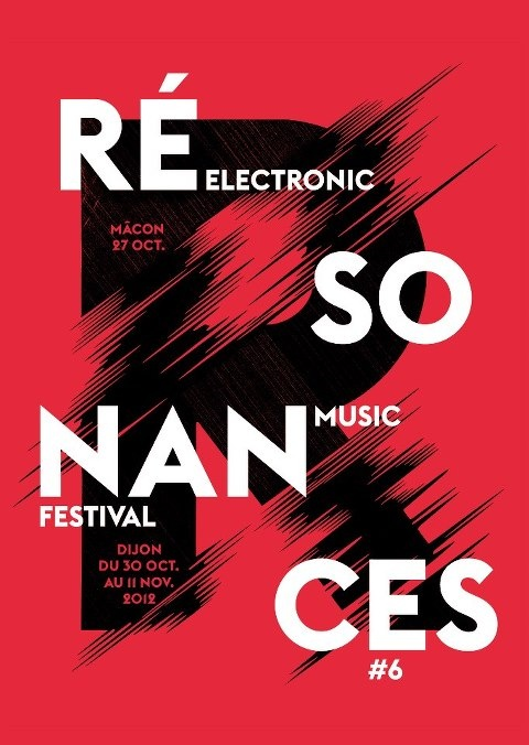 Festival Résonances 2012, Macon, Dijon