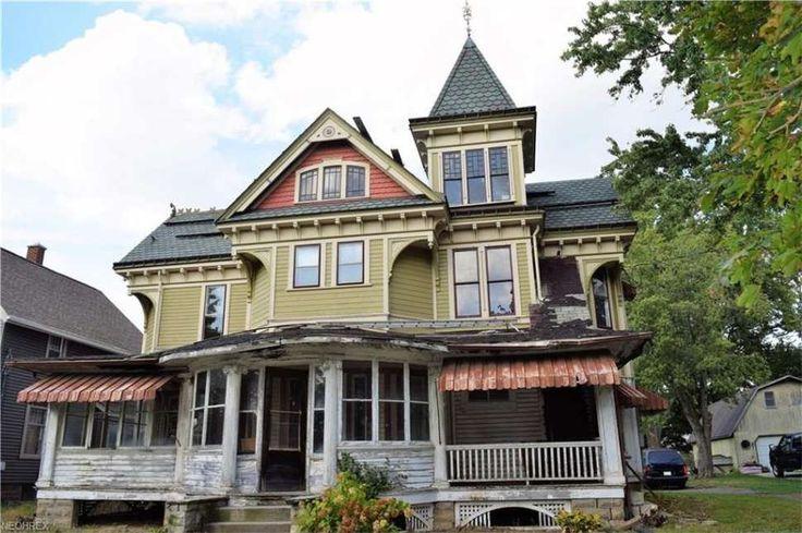 458 Best Eastlake Victorian Houses Images On Pinterest