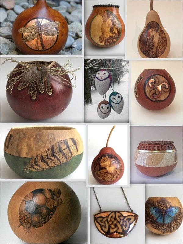 JRA Gourd Art craft blog, pumpkins and more   – crafts