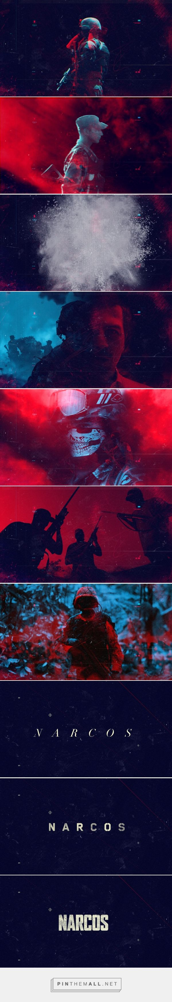 Perfectionalism2 Style frames for Narcos by Kevin Heo - created on 2016-06-02 16:35:45