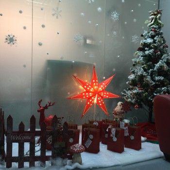 Concurso Escaparates de Navidad | by Retif | Centro Láser
