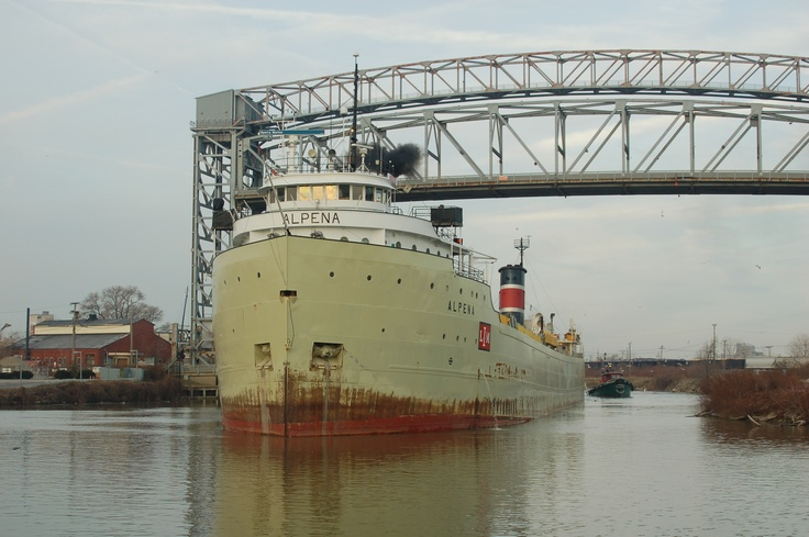 Lake Erie shipping, Cleveland. Ohio Pinterest Lakes