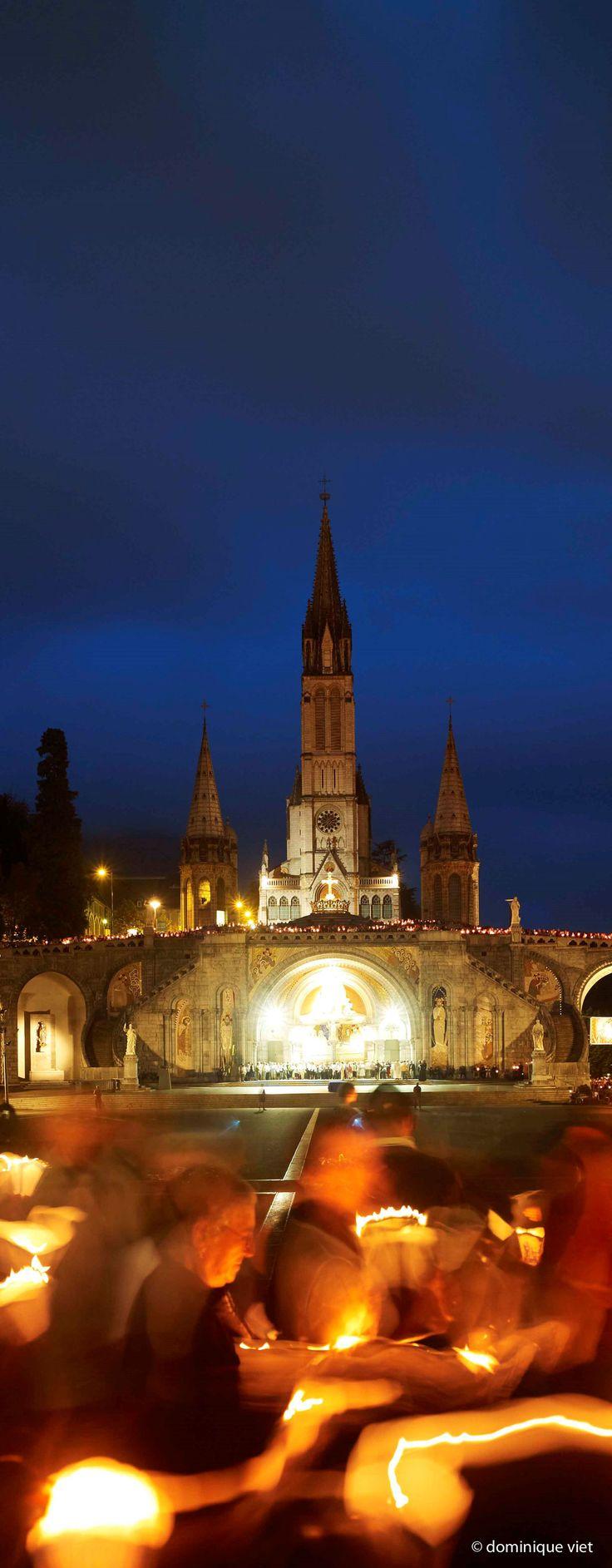 Lourdes Frankreich