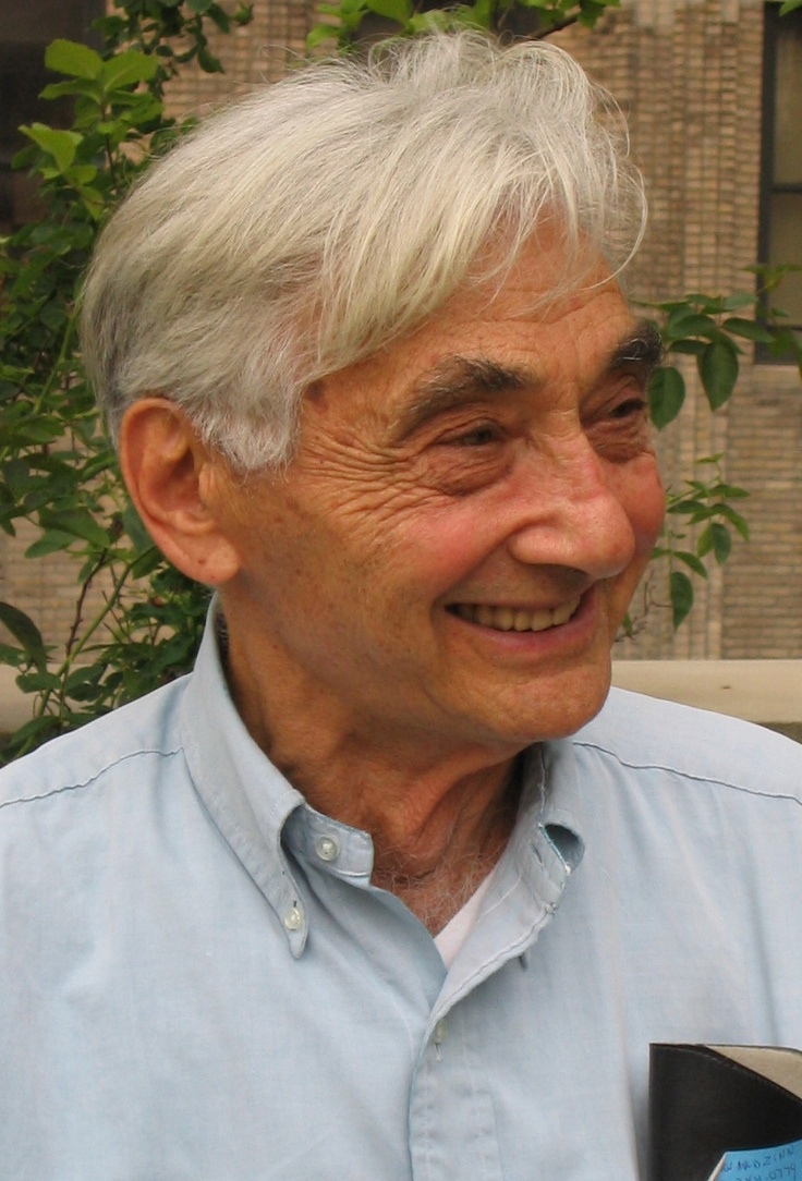 "Howard Zinn, author of ""The Zinn Reader: Writings on Disobedience and Democracy,"" ""Howard Zinn on Race,"" ""Howard Zinn on War,"" ""Howard Zinn on History,"" ""Terrorism and War,"" ""Artists in Times of War,"" ""Voices of a People's History of the United States"""