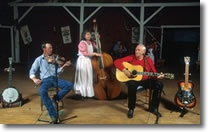 Mountain View, Arkansas & the Ozark Folk Center
