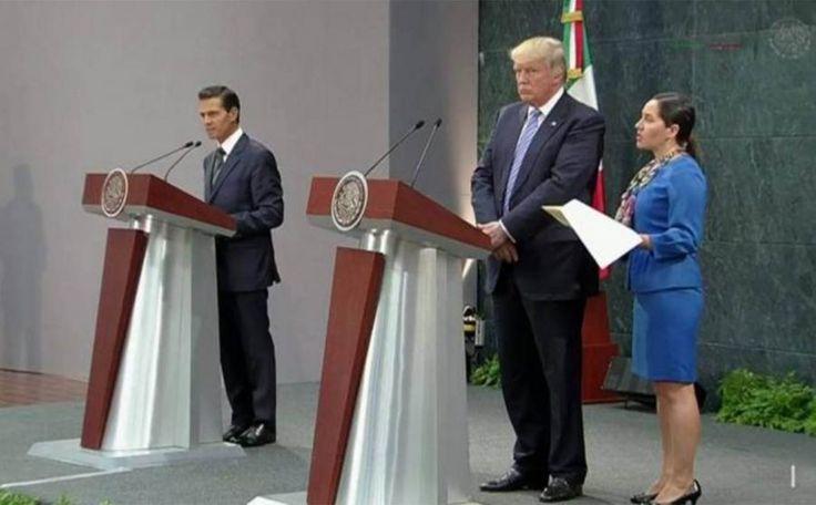 VISITA DE TRUMP A MÉXICO, UN ERROR HISTÓRICO Y POLÍTICO: VALDÉS UGALDE