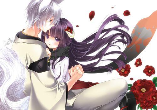 grafika anime and inu x boku ss