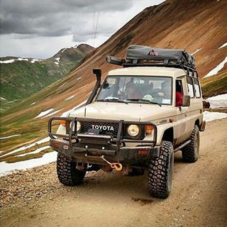 @trdexpedition #landcruiser #70series #longvan #offroad #overland #overlanding…