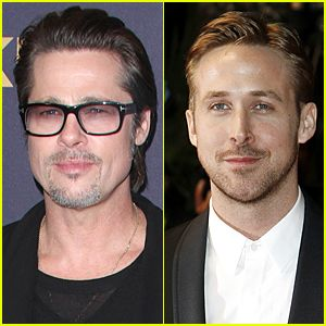 """Brad Pitt, Ryan Gosling and Christian Bale set to star in the film """"The Big Short"""". Based on the novel """"The Big Short:Inside the Doomsday Machine"""". Pitt will also be producing under his Comp Plan B."""