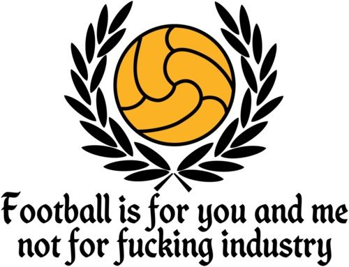 Your club should represent your community, not a brand or corporation.