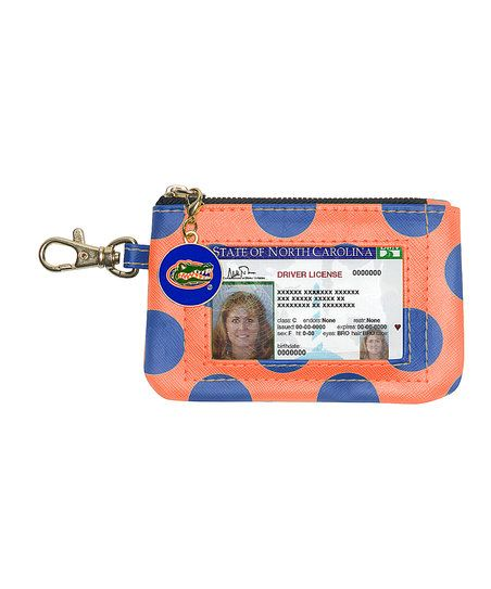 Lillybee University Florida Gators ID Wallet | zulily