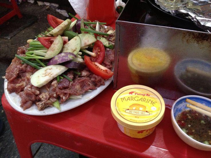 BBQ in Hanoi