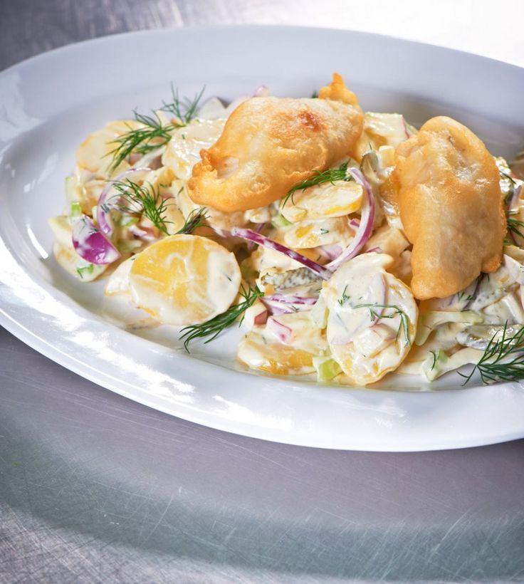 Kartoffelsalat Für 15 Personen