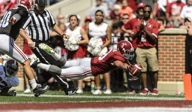 Alabama will hold its A-Day Game on April 18.
