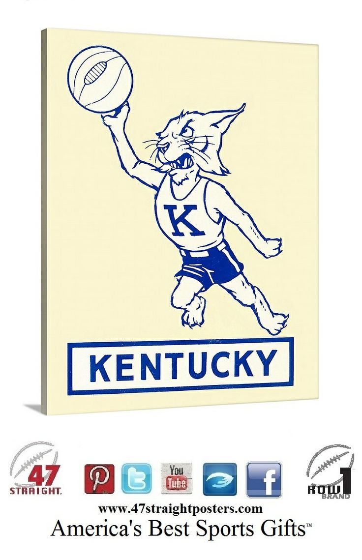 #Kentucky #Wildcats #mancave #gifts #startups #startup #brands #leanstartup #Pinterest #socialmedia Unique man cave gifts and man cave ideas made from 2,500 historic sports tickets. Kentucky Wildcats man cave ideas. UK Basketball man cave gifts. #47straight #row1brand #sportsart