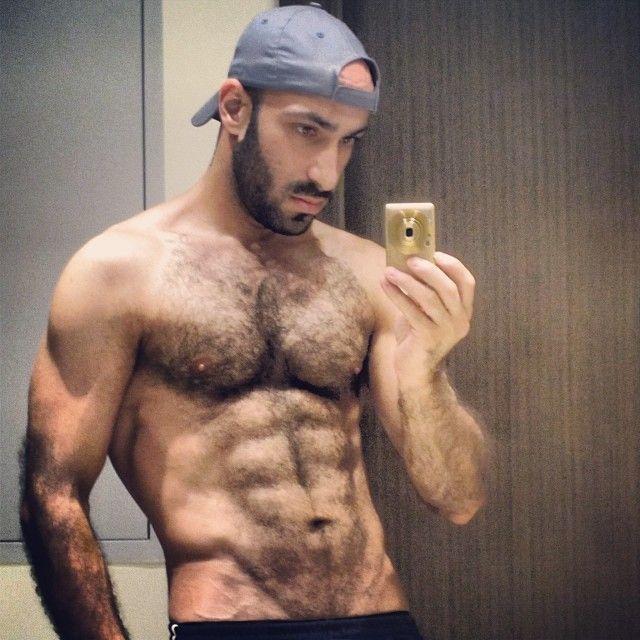best looking nude arab guys