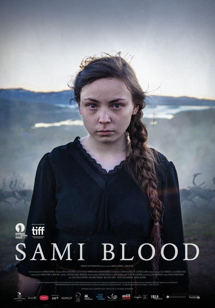 """Elle, en samisk tjej från ett renskötarhem utsätts för 30talets rasism med kolttvång och rasbiologiska undersökningar och väljer att rymma och """"bli svensk"""". Men i kampen för att få status och bli en riktig svensk så tvingas hon bryta banden med sin familj och förneka det livhon vuxit upp i.  Title: SAMEBLOD/SÁMIBLOOD Category: Fiction Genre: Drama Length: 120 min Language: South Sámi, Swedish Director: Amanda Kernell Producer: Lars G Lindström Production company: Nordisk Film Production…"""