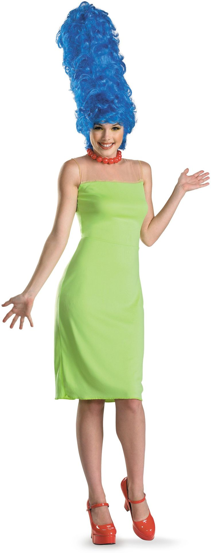 Marge: Simpsons Marg, Halloween Costumes, Adult Costumes, Women Costumes, Delux Marg, Marg Simpsons, Woman Costumes, Costumes Ideas, Simpsons Costumes