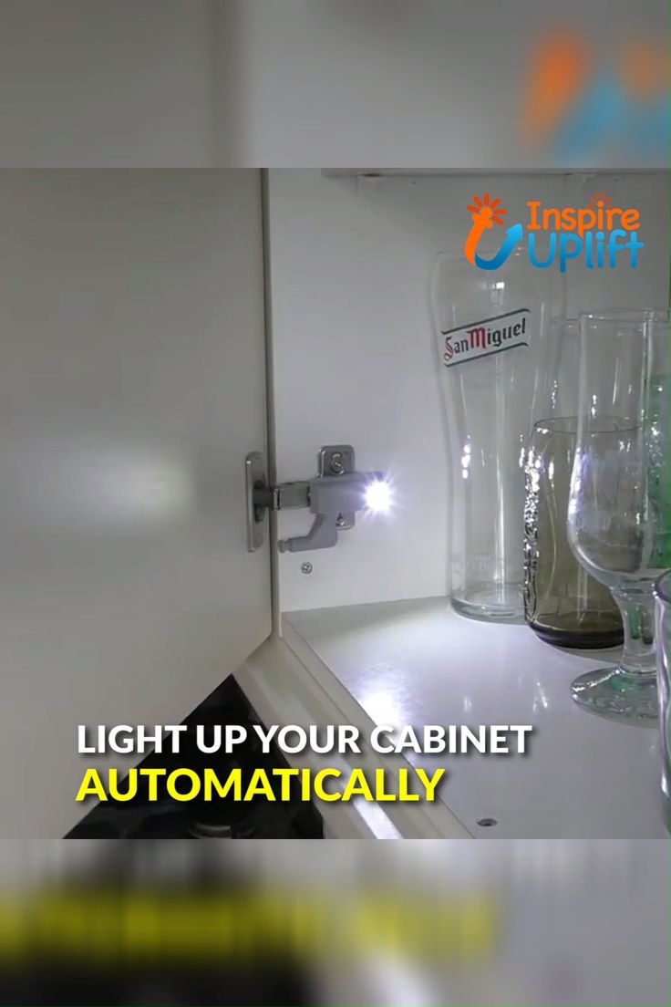 Kuchenschrank Sensor Licht Ahsap Isleri Led Ev Icin