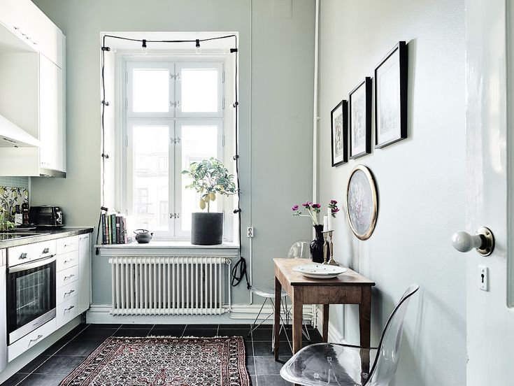 Soft & natural Stockholm apartment with a dreamy bedroom - Daily Dream Decor