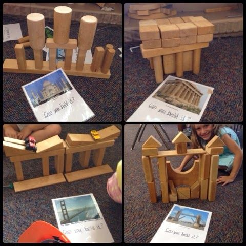 Can you build it? Inquiring Minds: Mrs. Myers' Kindergarten: The End of the School Year 2013-2014...