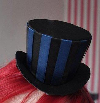Шляпа котелок сделать своими руками