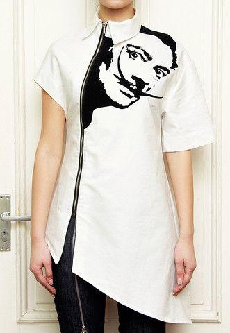 """Shirt """"Autobiography"""" – Jean Tailor Shop"""