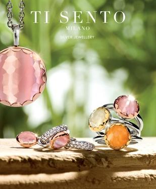 Ti Sento Milano Jewelery Collection