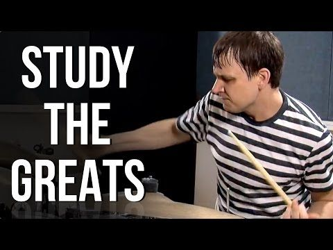 Keith Carlock Paradiddle Diddles | STUDY THE GREATS - YouTube