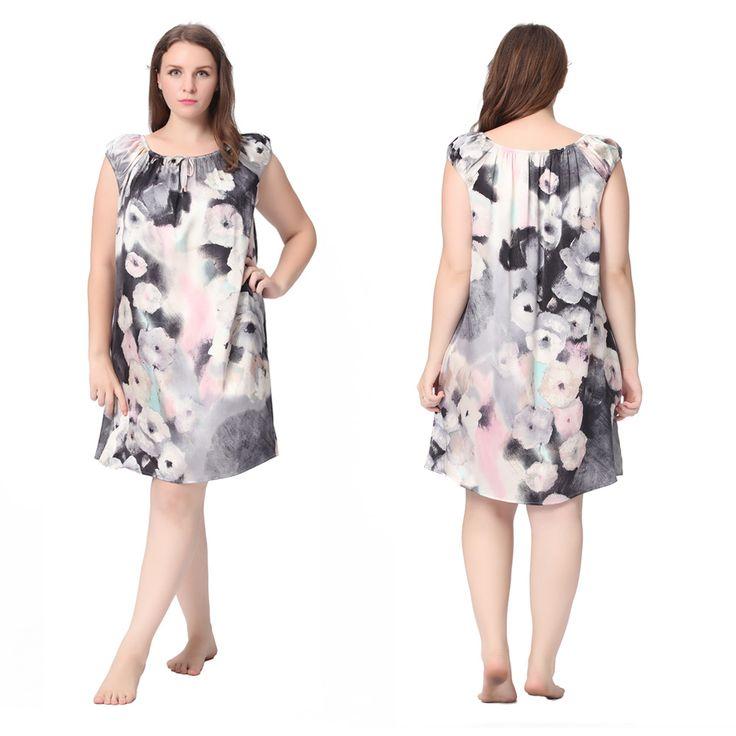 58 best plus size silk nightgown images on pinterest | silk
