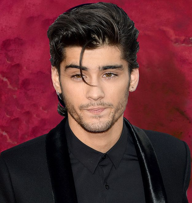 Zayn Malik and Aladdin | 12 Celebrities That Share The Same Face With Fictional Characters