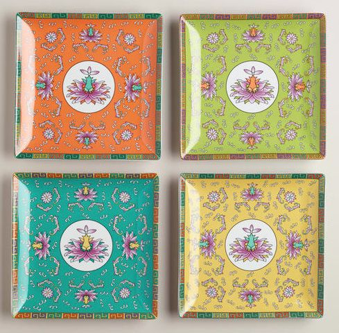 beautiful square plate set http://rstyle.me/n/s896spdpe
