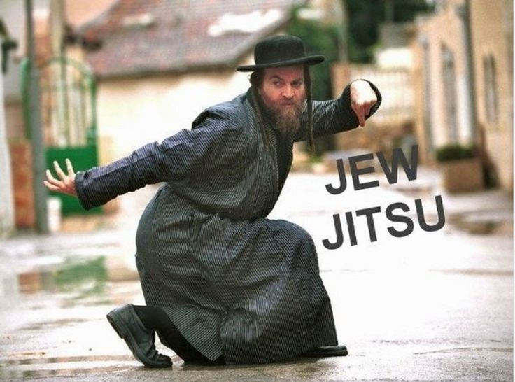 My son started Jiujitsu and this is the picture in my head whenever he talks about it.