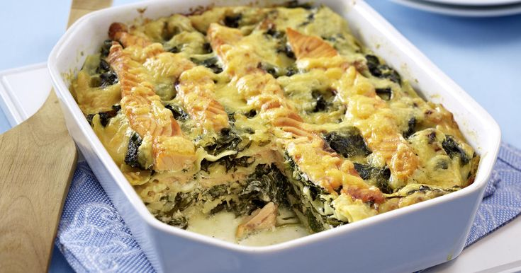 The best Spinach and salmon lasagne recipe you will ever find. Welcome to RecipesPlus, your premier destination for delicious and dreamy food inspiration.