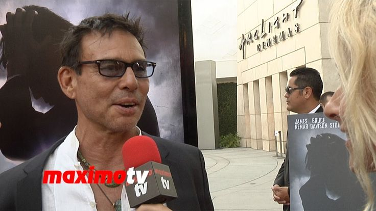 Raoul Trujillo Interview | PERSECUTED Premiere | Red Carpet