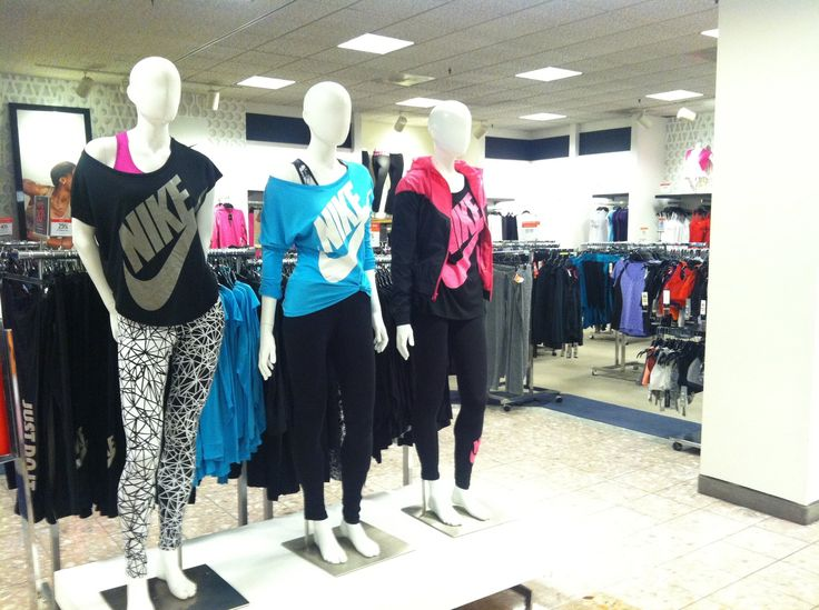 #Nike #Brand #Sports #Collection #Women #Shopping #Visual #Merchandising