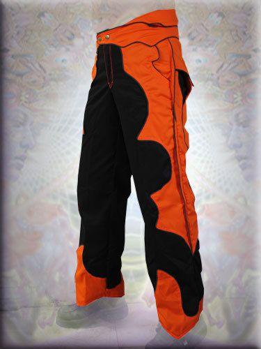 music psytrance festival fluorescent pants bukser tribal style fashion Pantalón moda étnica alternativa ropa