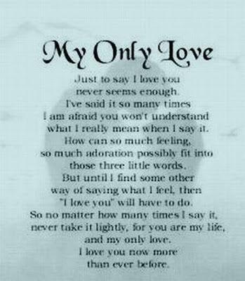 I miss u poems for husband