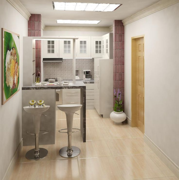 Simple Kitchen Interior Design Pictures: 24 Best Images About Revit Rendering On Pinterest