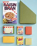 For the studio on a budget (like a lady like myself): genius idea for crafting cereal box project organizers