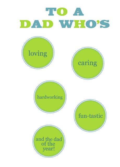 Make Your Own Scratch Off Fathers Day Card