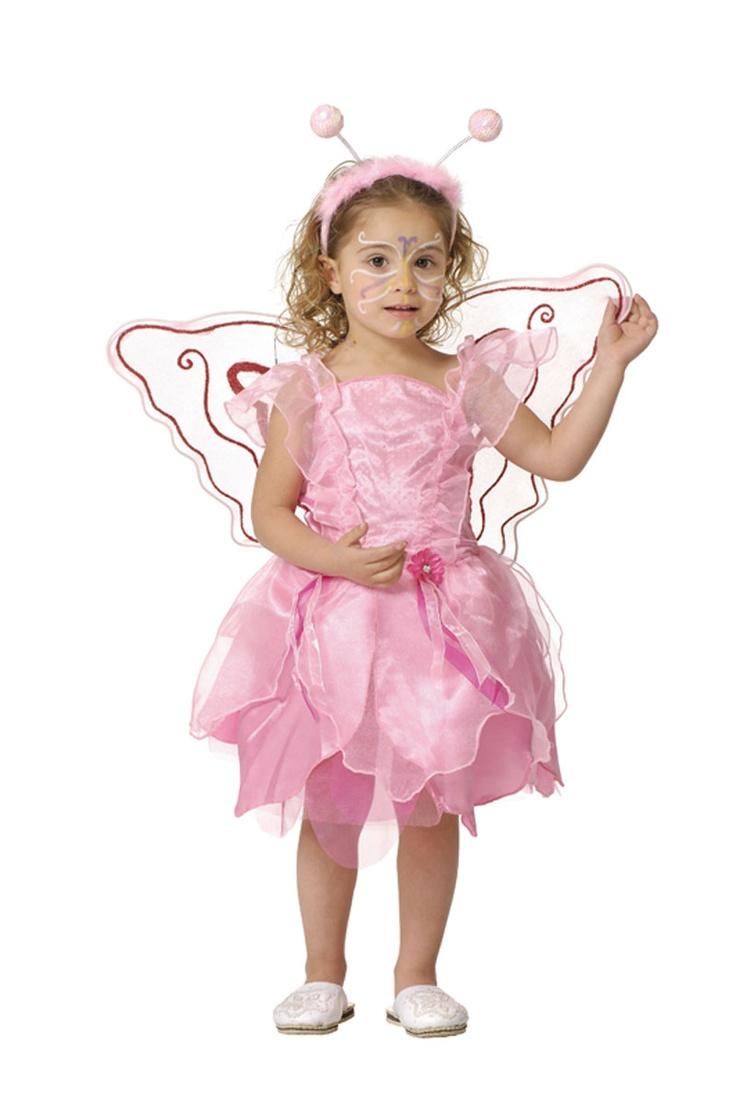 precioso disfraz de mariposa