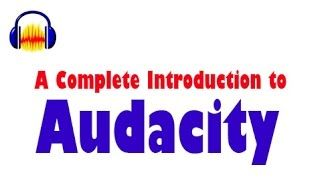 audacity tutorials for beginners - YouTube