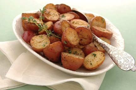 small new red potatoes, cleaned and quartered 1/4 cup Wildtree Roasted ...